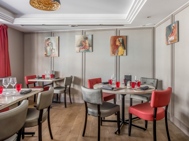 Jules Bistrot Gourmand Petit Salon - Privatisable - 20 couverts