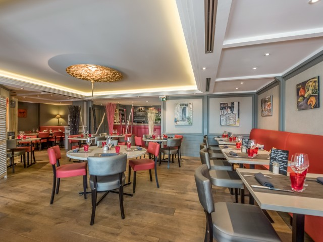Jules Bistrot Gourmand Salle principale