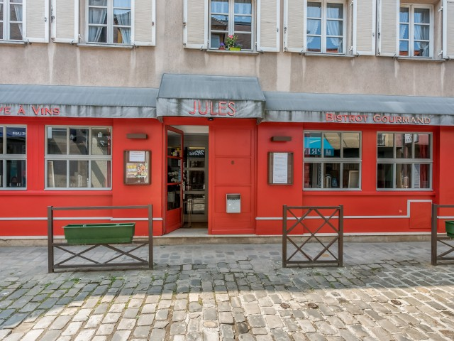 Jules Bitrot Gourmand Bistronomie - Caviste