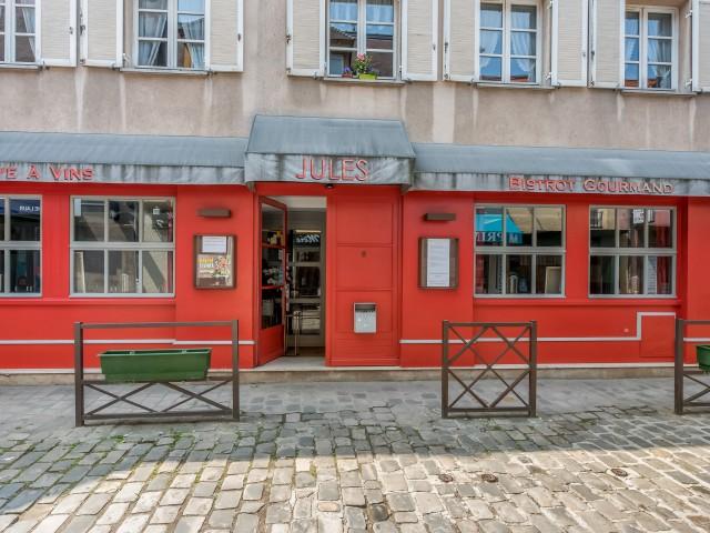 Restaurant Jules Bistronomie - Caviste