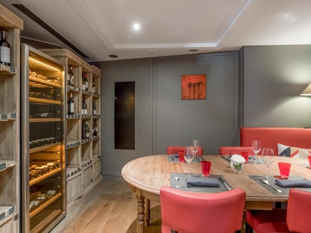 Restaurant Jules Le coin des copains - Semi privé  - 8 couverts