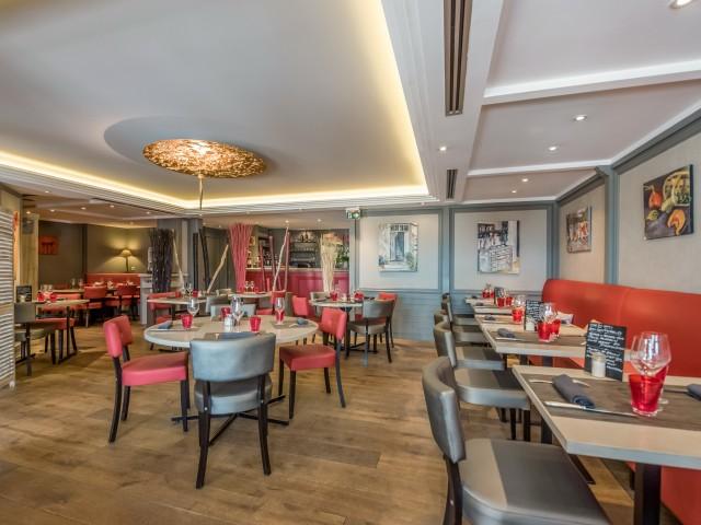Restaurant Jules Salle principale