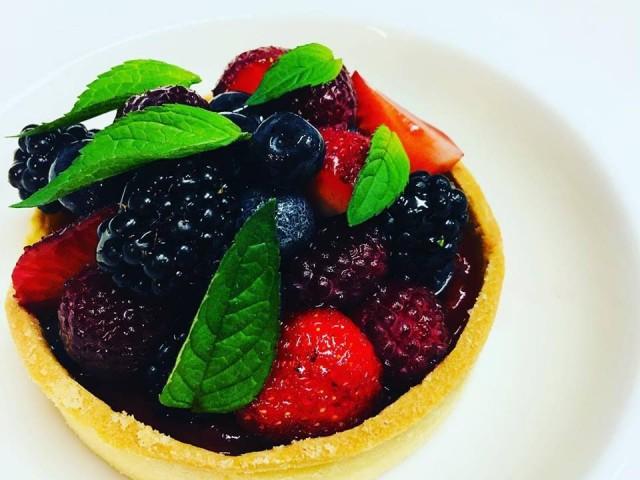 Restaurant Jules Tartelette Fruits de Saison